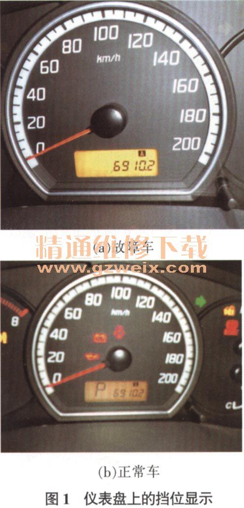 铃木雨燕1.5 L自动挡车起步冲击