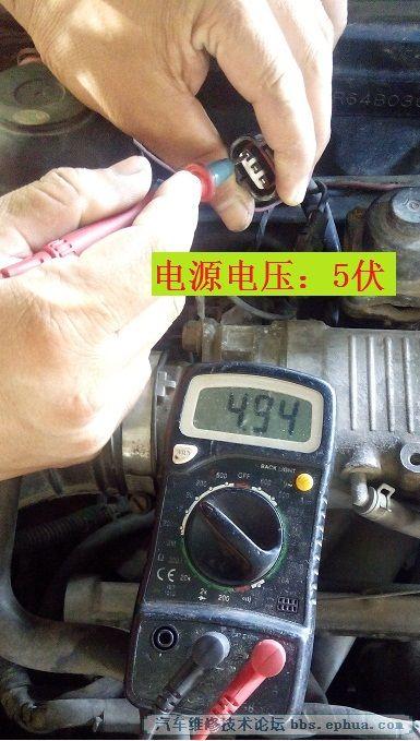 用数据说话——诊断羚羊轿车由于错装节气门位置传感器致使发动机耗油大增