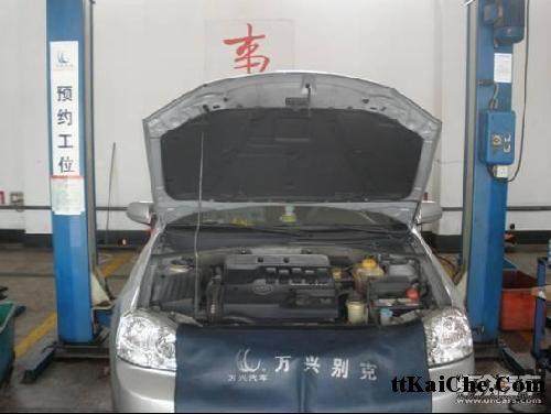 保养DIY 自己动手更换凯越空气滤清器