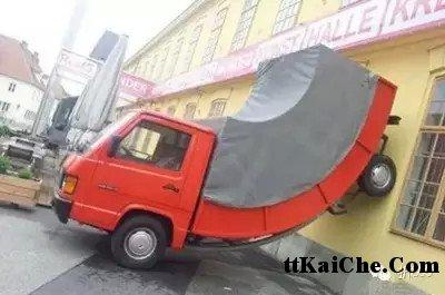 小区车位太难停?4个技巧包治不会停车