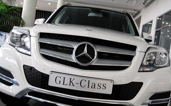 北京奔驰GLK300冷车挂挡车身抖动大